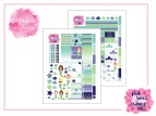 PBTT Under the Sea Sticker Kit Two Pages