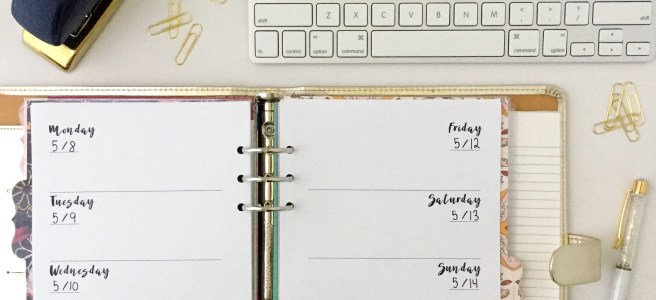 A5 Planner Pack: Printable Planning Essentials - Pink Bows & Twinkle Toes