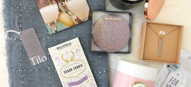 POPSUGAR Must Have Review: December 2017 - Pink Bows & Twinkle Toes