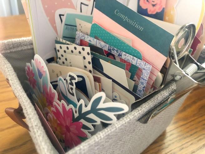 Paper Crafting Die Cuts - Pink Bows & Twinkle Toes