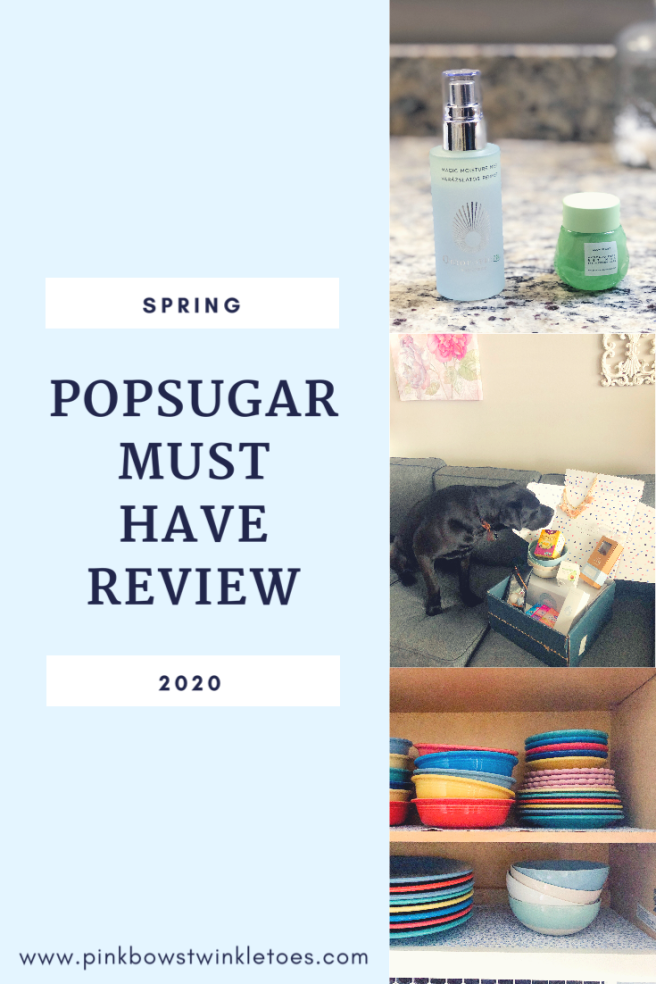 POPSUGAR Must Have Spring 2020 Review