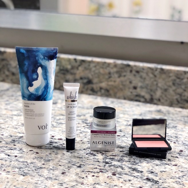 FabFitFun Beauty Products - Pink Bows & Twinkle Toes