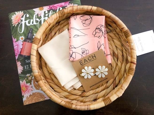 FabFitFun Hair Accessories - Pink Bows & Twinkle Toes