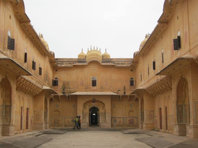 Nahargarh Fort
