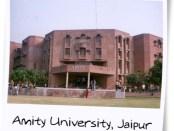 Amity University in Jaipur