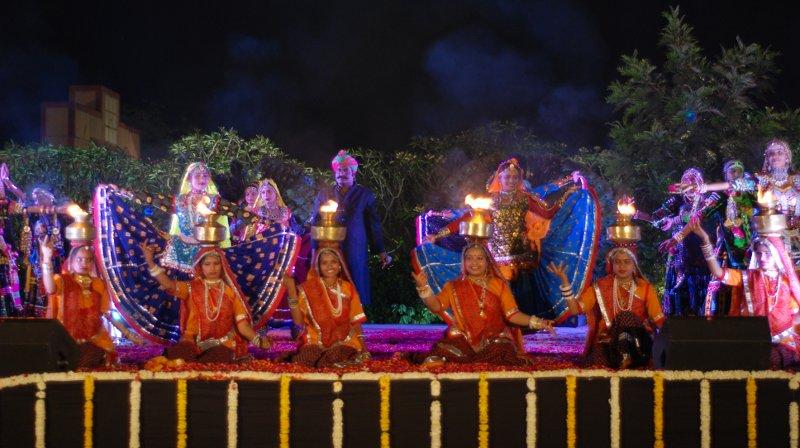 Jaipur fundation day