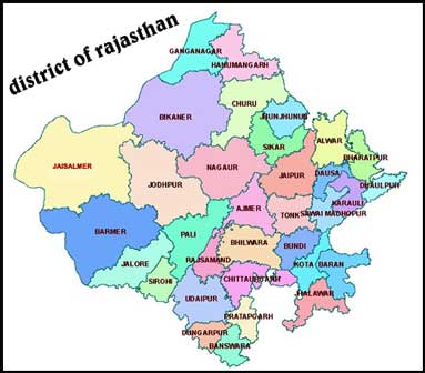 district-of-rajasthan