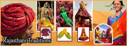 Rajasthani-Traditions