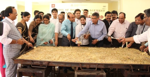 fourth Limca Book of World Record