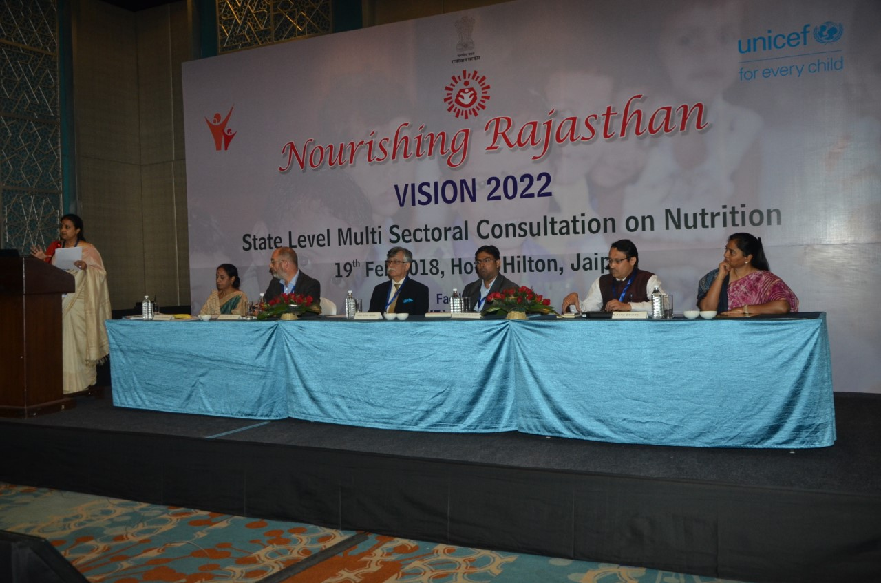 Nourishing Rajasthan Consultaion Program-4