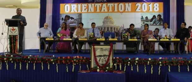 Orientation Programme