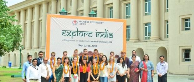 Explore India 2018