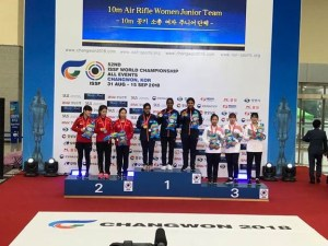 MUJ Student World Record