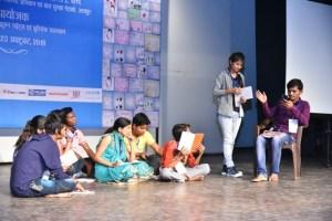 Children's participation in democracy