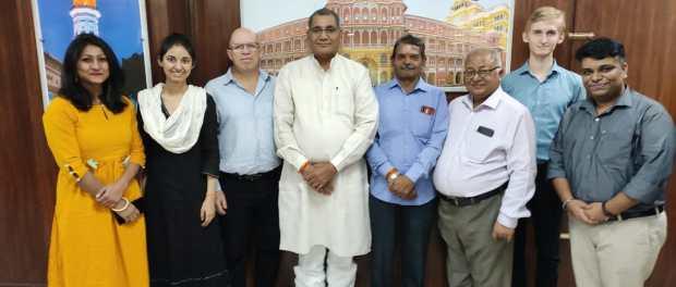 Commissioner Shri Vijaypal Singh
