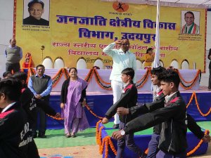 State level competition inaugurated in Udaipur