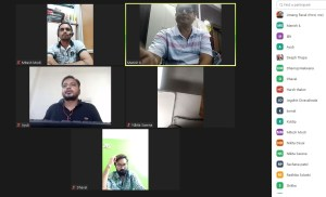 Webinar On 'Digital Media Platforms & Current Technology'