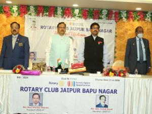 Add more new members to Rotary