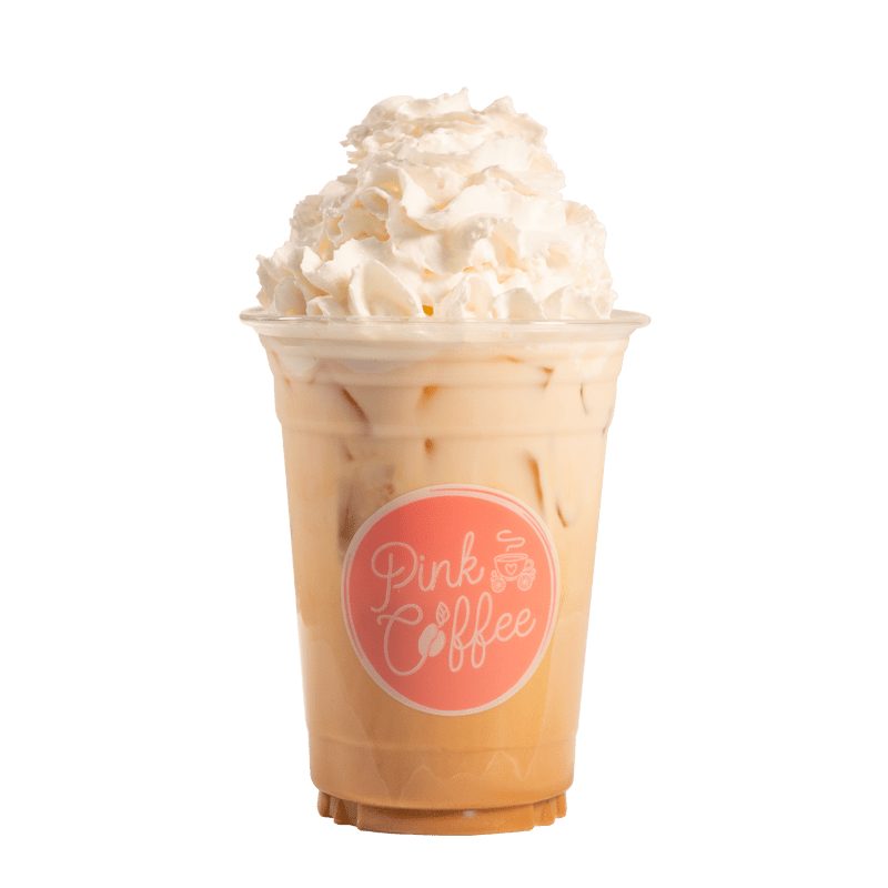 Iced White Chocolate Cafe Mocha