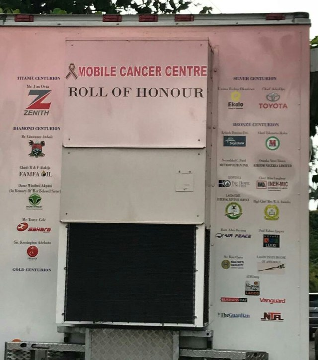 PinkCruise Partners and Sponsors roll of honour