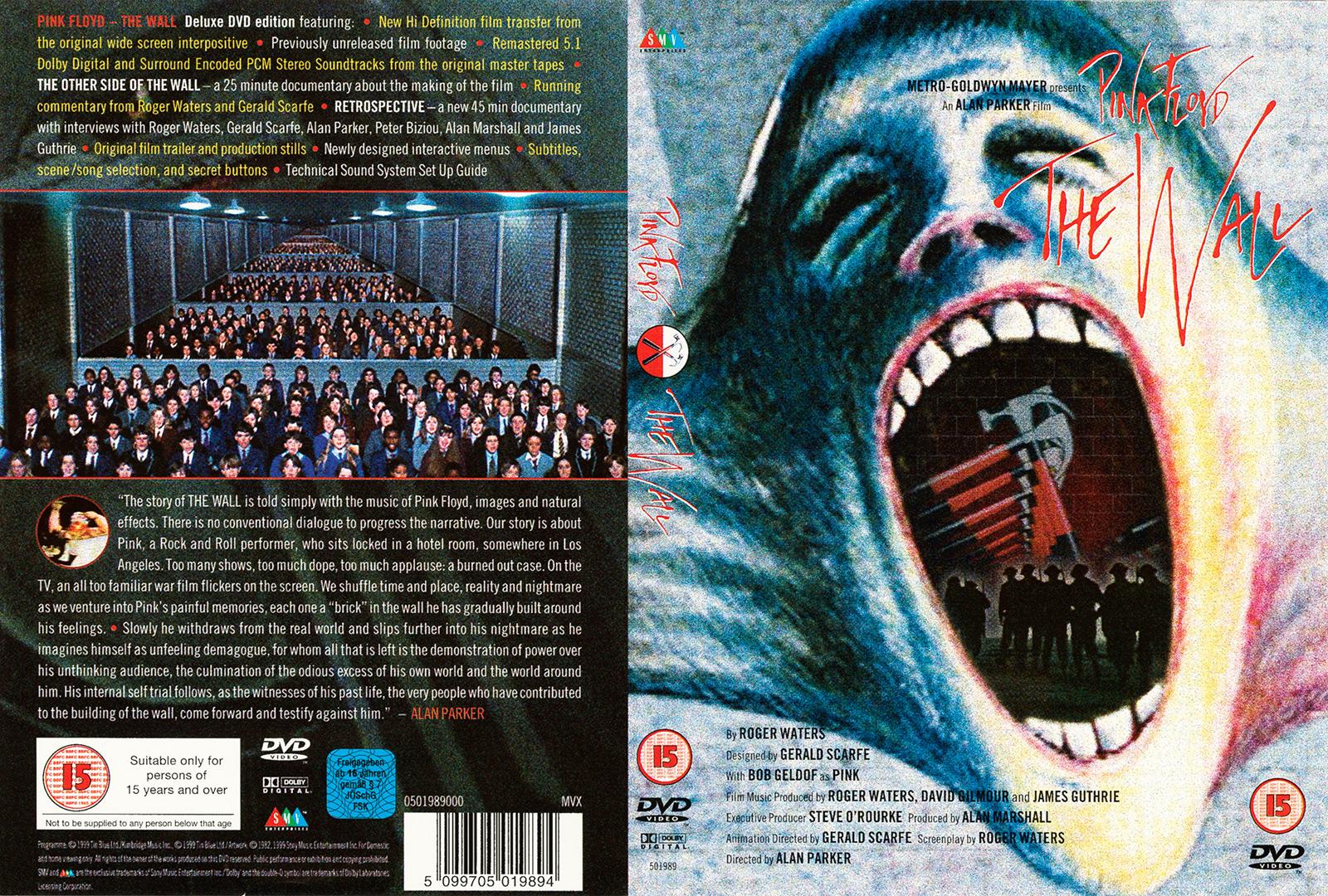 Resultado de imagem para the wall movie pink floyd cover