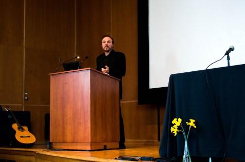 Keynote Speaker James Guthrie