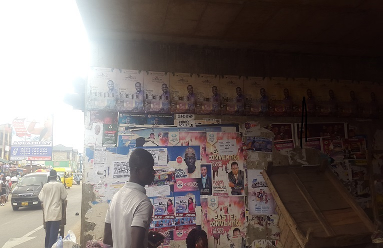 posters at kasoa
