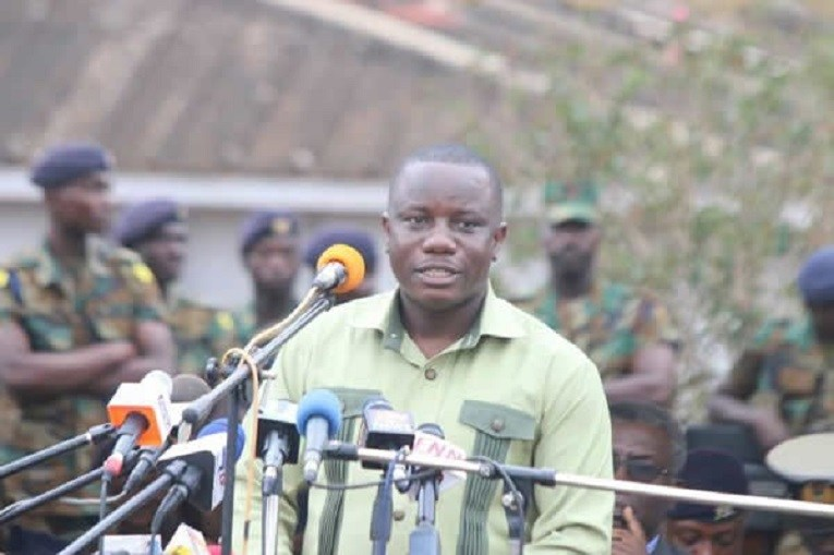 My ethnicity not barrier to Chereponi peace - Defence minister defends