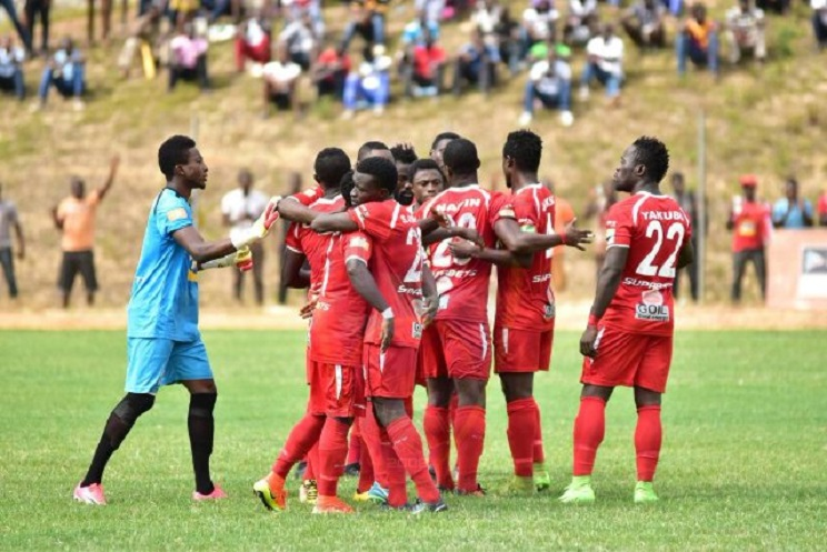 Asante Kotoko pull out of NC Special Cup tier 1