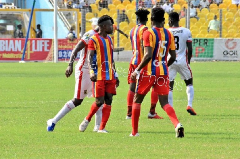 NC Special Cup, Kotoko beat Hearts on penalties to reach finals