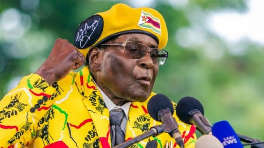 Robert Mugabe died