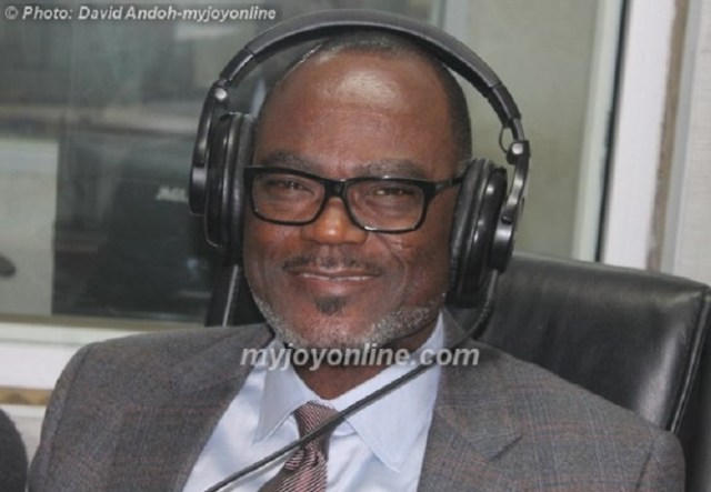Dr. Kofi Amoah is head of the Normalisation Committee