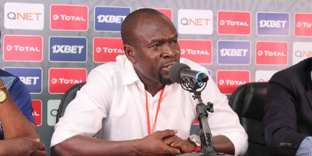 Black Stars coach CK Akonnor