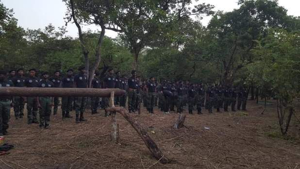 Military-at-Western-Togoland