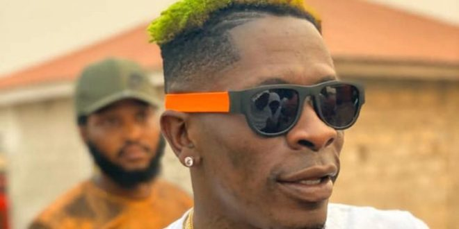 I started buying houses before I met NAM 1 – Shatta Wale replies Samini