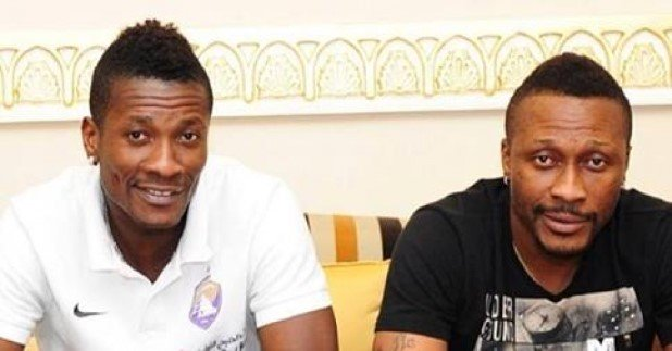 Baffour-Gyan-provided-Asamoah-with-platform-for-his-football-career-to-blossom