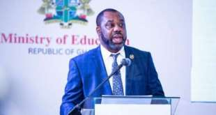 Minister-OF-education-Matthew-Opoku-Prempeh