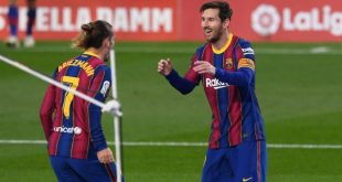 Lionel Messi emerges from bench to seal Barcelona win