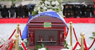 Slain Mfantseman MP laid to rest
