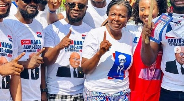 Kalybos, Prince David Osei, other celebrities storm Ayawaso West to campaign against John Dumelo