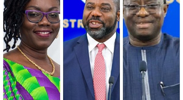 Ministerial list Here are those who have been dropped, maintained and reshuffled
