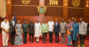President inaugurates the 13-member committee for 'beyond the return' project