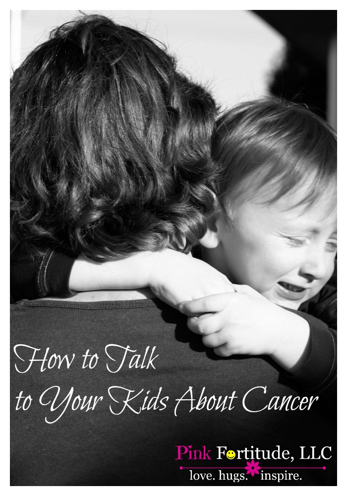 If you are reading this, it's probably for a very personal reason that cancer has affected you or a loved one. It's difficult to share your cancer diagnosis with your loved ones, but most difficult to talk to your kids about cancer. I'm sharing how we did it, some advice, and resources.