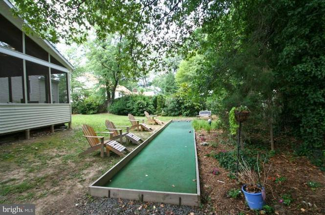 Bocce Ball Court Transformed Into Victory Garden