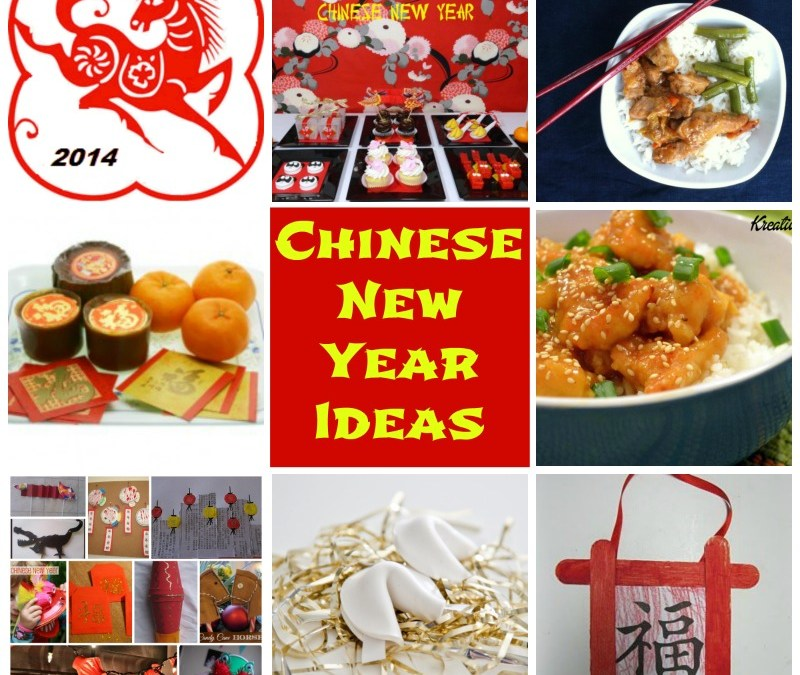 Chinese New Year Good Luck and Ideas