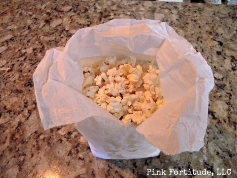 how to make real popcorn