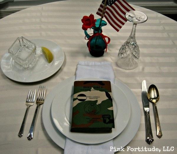 photograph about Missing Man Table Poem Printable called Shed Gentleman Desk - Crimson Forude, LLC