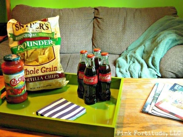 Tween Teen Boys Hangout Play Room by coconutheadsurvivalguide.com #xboxroom #limegreen