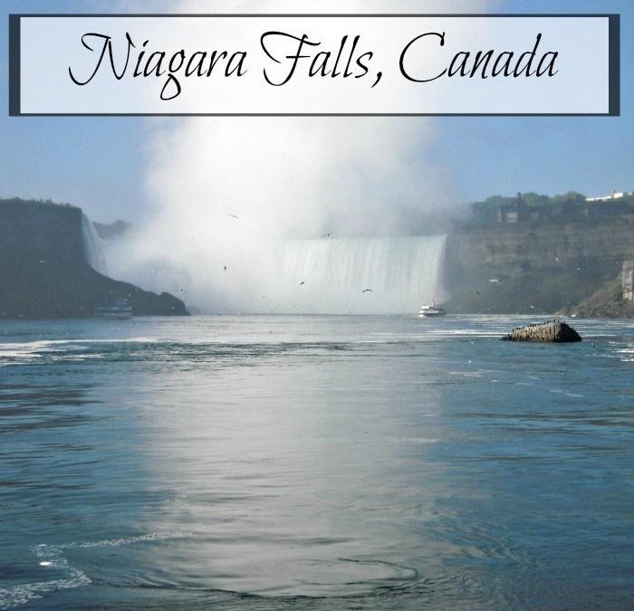 Stunning Niagara Falls, Canada