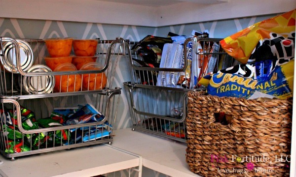 Pantry Transformation by coconutheadsurvivalguide.com #organize